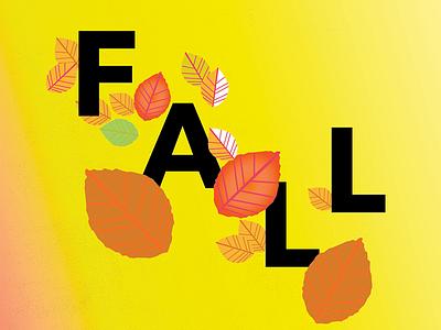 Fall WIP fall leaves autumn