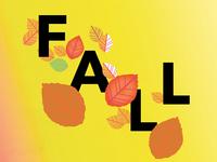 Fall WIP