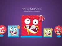 Chomp - A file sharing app for kids