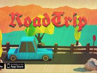 Roadtrip - Game Poster