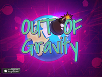 Out of Gravity - Game Poster