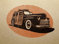 Surf Wagon Logo