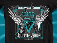 Cinq Guitar Shop - Update