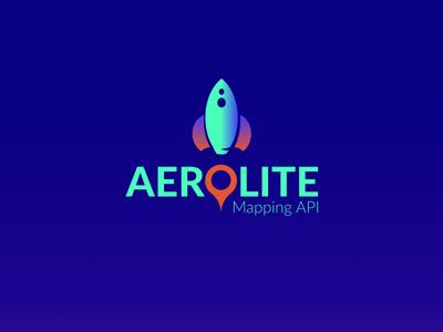 Aerolite Rocket Logo