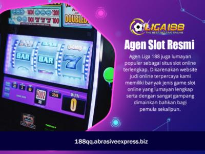 Agen Slot Resmi logo