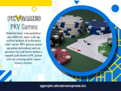 PKV Games Online branding