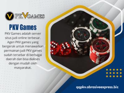 PKV Games branding