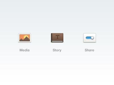 Mv icons