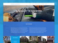 Homepage ✓