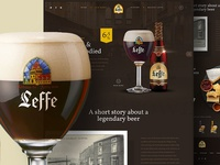 Leffe Brown - Concept