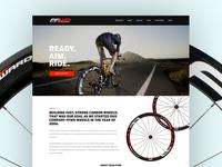 FFWD - Homepage