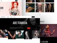 Tattoodo - Artist page