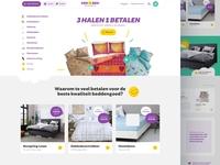Dekbed Discounter - Homepage