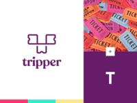 Tripper - Logo Design