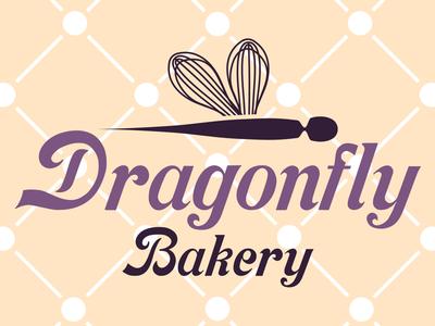 Dragonfly Bakery Logo