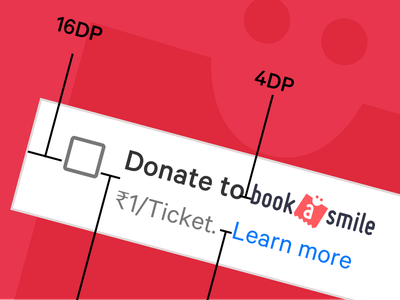 BookASmile Donation 8-Point System logo payment donations 8 point system component module
