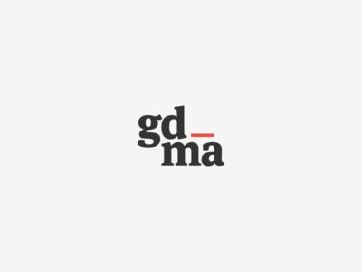 gd_ma school graphic  design education typography monogram identity logo