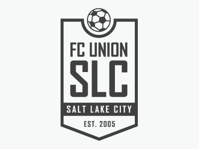 FC Union Salt Lake City salt lake city soccer football sport logo identity mls