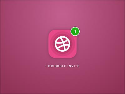 Dribbble invite nickparker ui portfolio giveaway player invite dribbble