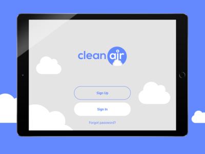 clean air app