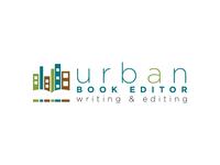 Urban Book Editor Horizontal Logo