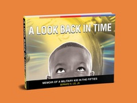 A Look Back In Time Book Cover
