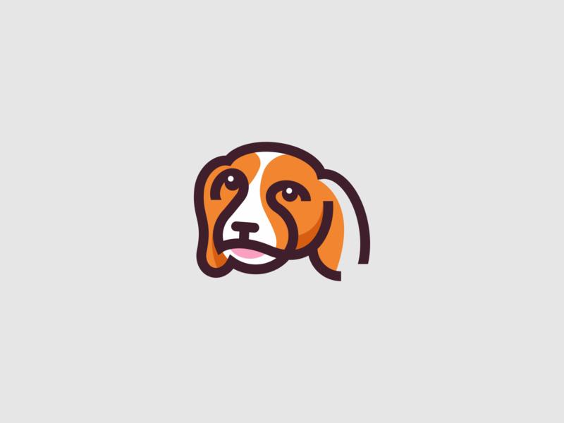 Dog pet care dog mark pets illustration identity mark symbol logo animal illustration animal art animal logo animal design dogs dog illustration pet logo pet dog logo dog