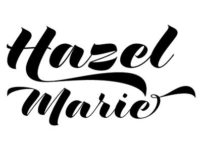 Hazel love script