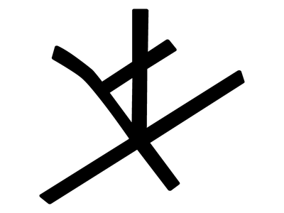 Rounder Points asterisk font aid vi font aid