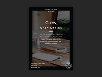 Crew: Open Office