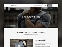 Introducing The Crew Store
