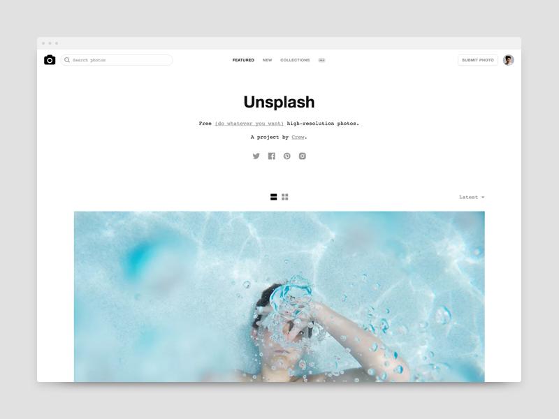 Unsplash 4.5 unsplash
