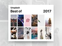 Best of Unsplash 2017