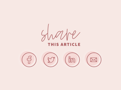 Daily UI – 010 Social Share