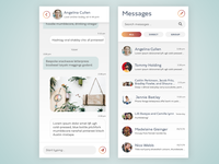 Daily UI – 013 Direct Message
