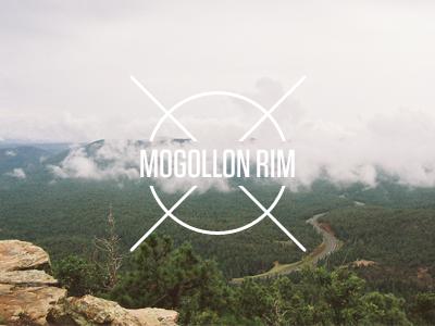 Mogollon rim
