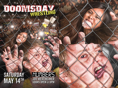 Doomsday Wrestling - All the World's a Cage