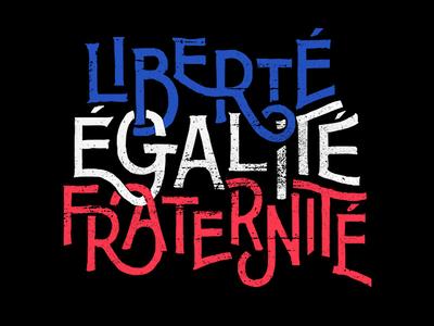 Handlettering: Paris graphic design paris typography type wacom lettering handlettering