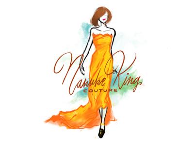 Three-A-Week 01: Fashion Sketch digital paint digital lettering sketch procreate illustration fashion three a week