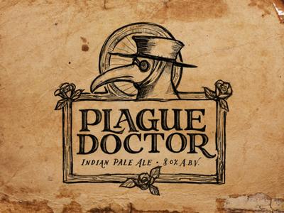 Three-A-Week 02: IPA  three a week sketch procreate lettering illustration digital paint digital brand beer