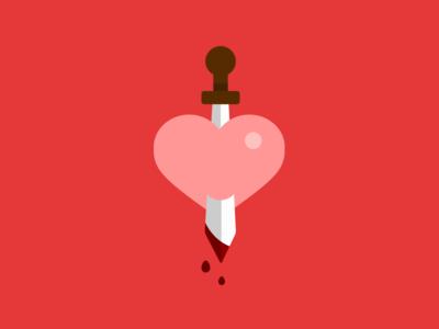 Dagger Through the Heart