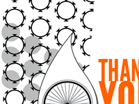 Thank You notes for Ride for Rwanda 2012