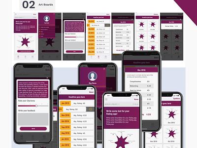 ios App Design 2 branding ux ios app ux design