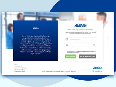 Login Panel ux design branding design ui ux webdesign