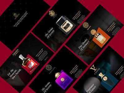 Perfumes Landing page Design: website minimal product startup ux interface ui design visual design user experience ui design user interface design creative design perfume web landing website ecommerce store shop landing page