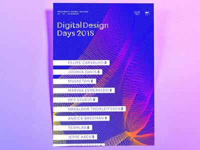 Digital Design Days • Graphic Design