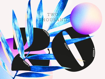 ✨Happy 2020✨• Graphic Design