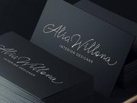 Alia Signature Logo