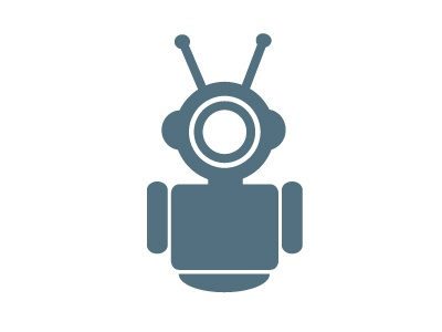 Robot Icon By Charlotte Jackson On Dribbble Free icons of robot in various ui design styles for web, mobile, and graphic design projects. robot icon by charlotte jackson on dribbble