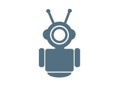 Robot Icon vector icon robot